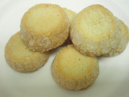 生姜クッキー